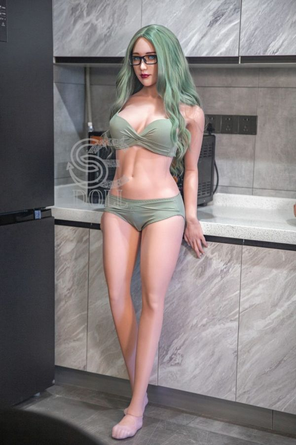 163cm 5ft4 Fcup TPE Sex Doll Jennifer Amodoll