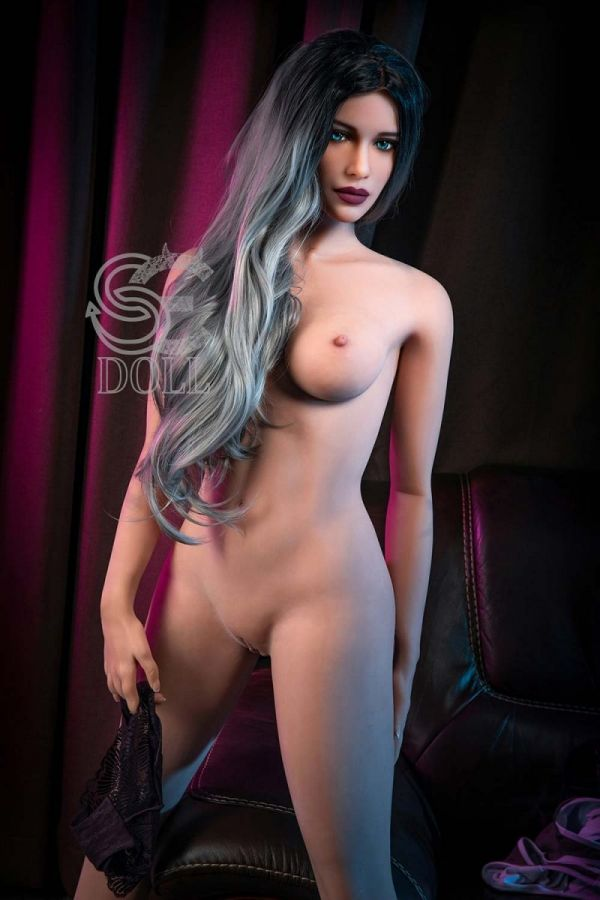 163cm 5ft4 Fcup TPE Sex Doll Alux Amodoll