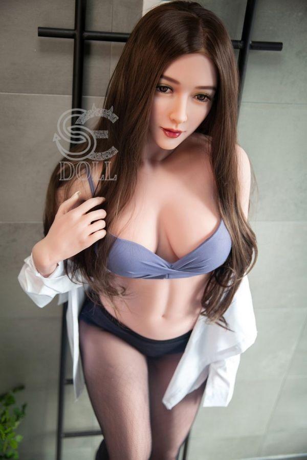 163cm 5ft4 Hcup TPE Sex Doll Joan Amodoll