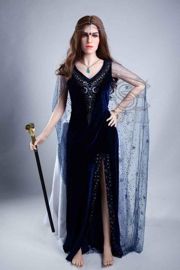 165cm 5ft5 Dcup TPE Sex Doll Wanda Amodoll