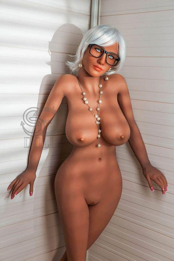 161cm 5ft3 Icup TPE Sex Doll Madeline Amodoll