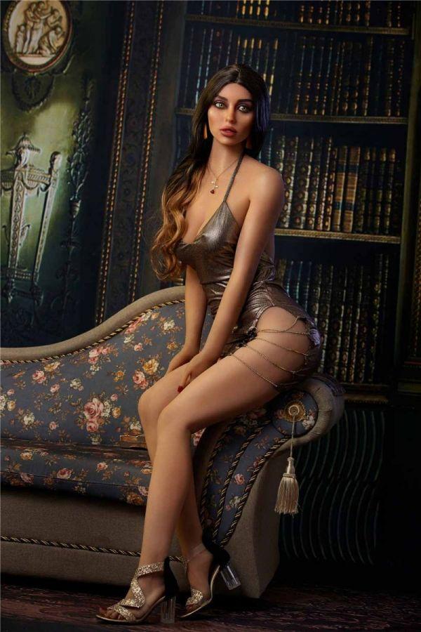 163cm 5ft4 Mature American Real Love Doll MILF Sex Doll Natacian
