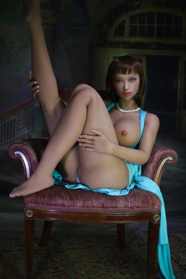 165cm 5ft5 Kcup TPE Sex Doll Bibi Amodoll