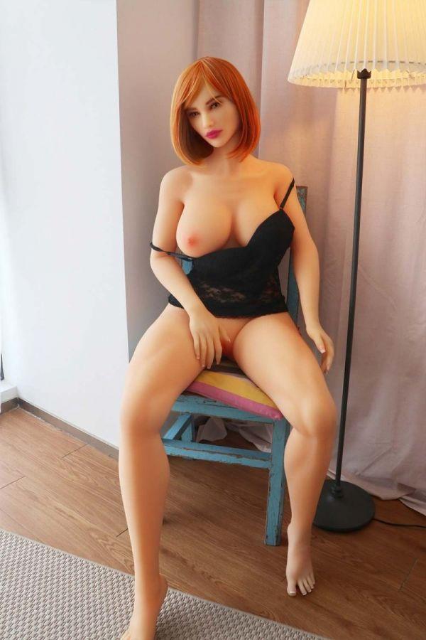 165cm 5ft5 Kcup TPE Sex Doll Christi Amodoll