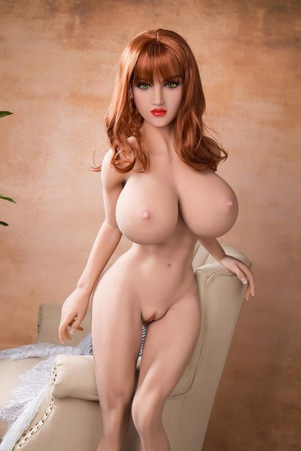 157cm 5ft2 Ncup TPE AI Robot Sex Doll Darleen Amodoll