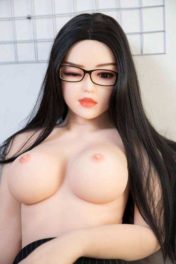 156cm 5ft1 Female AI Robot Sex Doll Soraya