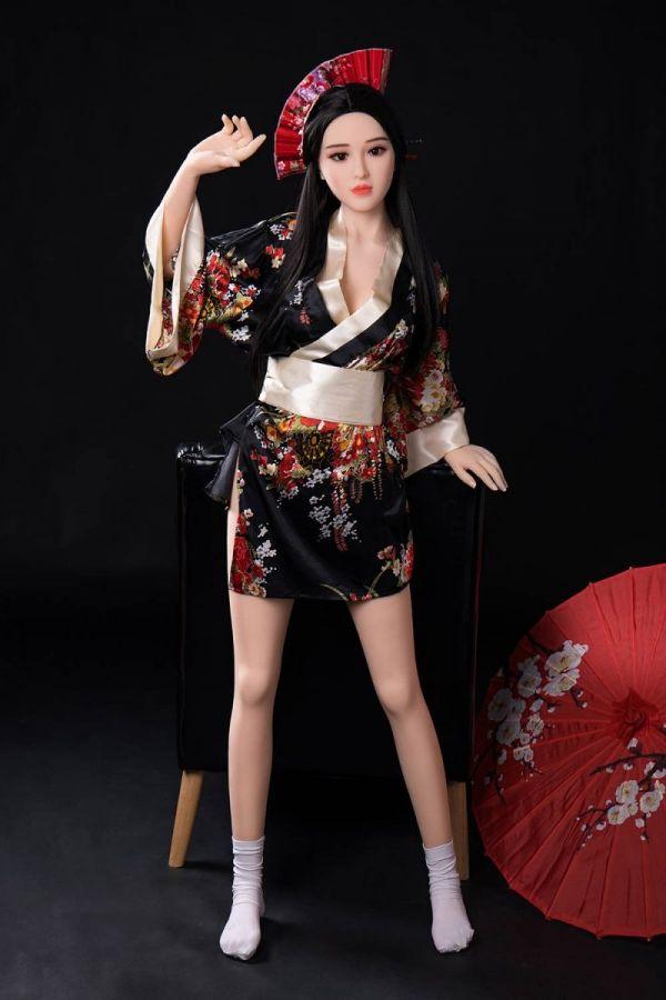 168cm 5ft6 AI Sex Robot Female Sex Doll Joelle