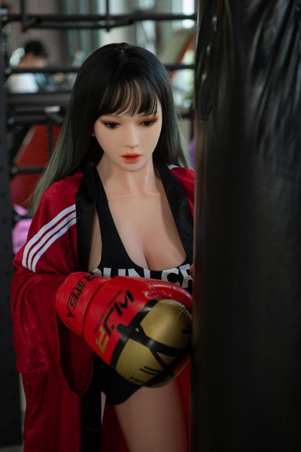 160cm 5ft3 Icup Silicone Sex Doll Kendal Amodoll