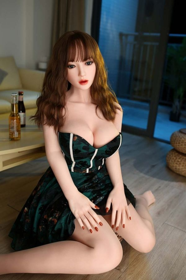 160cm 5ft3 Icup Silicone Sex Doll Ayana Amodoll