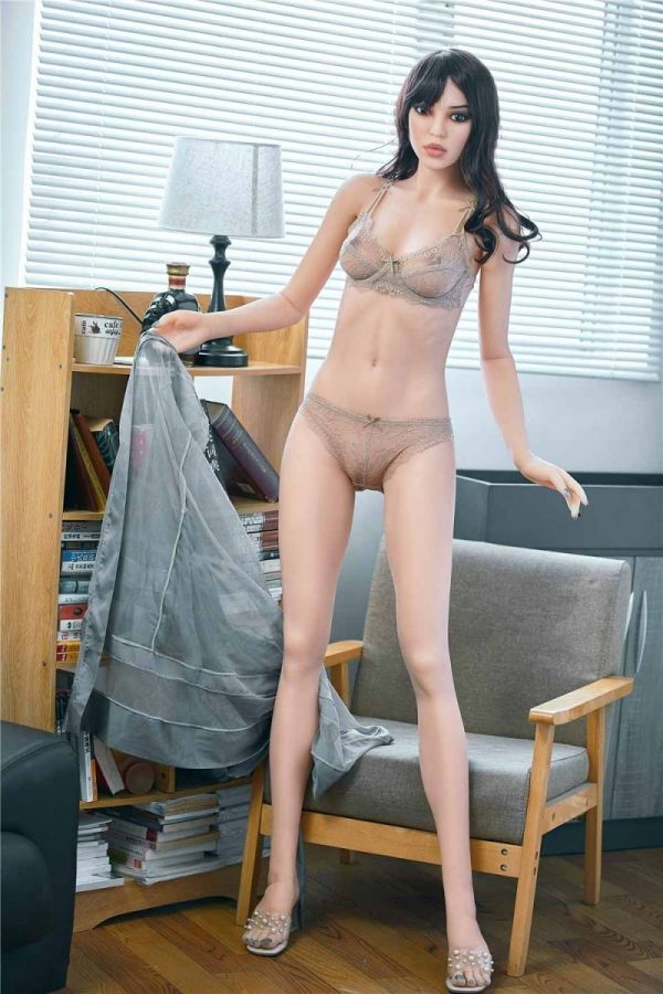 165cm 5ft5 Affordable Small Breasts Skinny Real Life Sex Doll Akasha