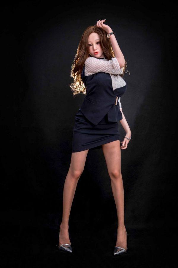 160cm 5ft3 Dcup Silicone Hyper Realistic Silicone Sex Doll Cornelia Amodoll