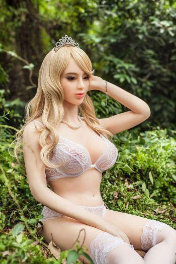 160cm 5ft3 Gcup Silicone Hyper Realistic Silicone Sex Doll Anni Amodoll