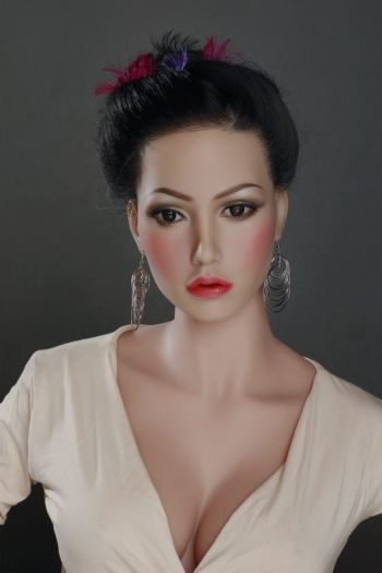 160cm 5ft3 Gcup Silicone Hyper Realistic Silicone Sex Doll Abby Amodoll