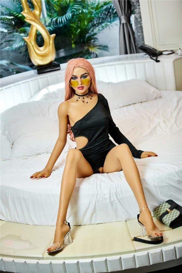 165cm 5ft5 New Skinny Fantasy Mature Sex Doll Selinna