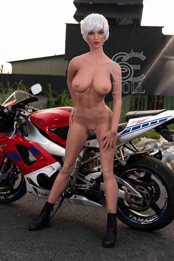 167cm 5ft6 Gcup TPE Sex Doll Eve Amodoll