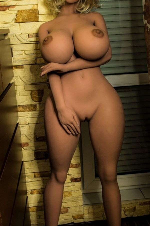 160cm 5ft3 Pcup TPE Sex Doll Louise Amodoll
