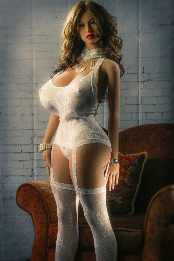 160cm 5ft3 Pcup TPE Sex Doll Lorraine Amodoll
