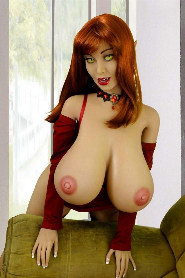 160cm 5ft3 Pcup TPE Sex Doll Kishi Amodoll