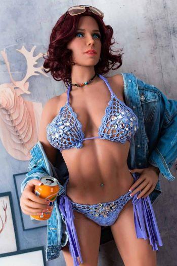 167cm 5ft6 Gcup TPE Sex Doll Xaviera Amodoll