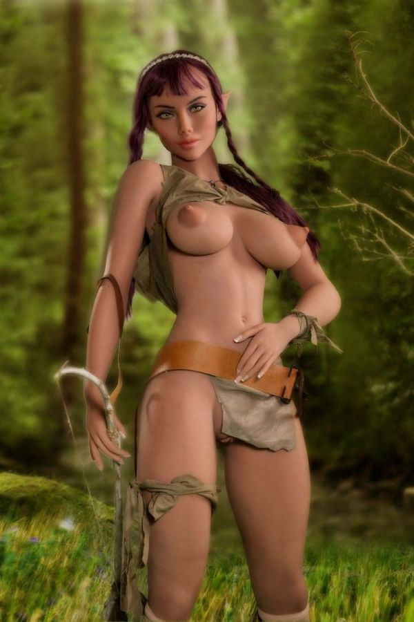 157cm 5ft2 Hcup TPE Sex Doll Zahirah Amodoll