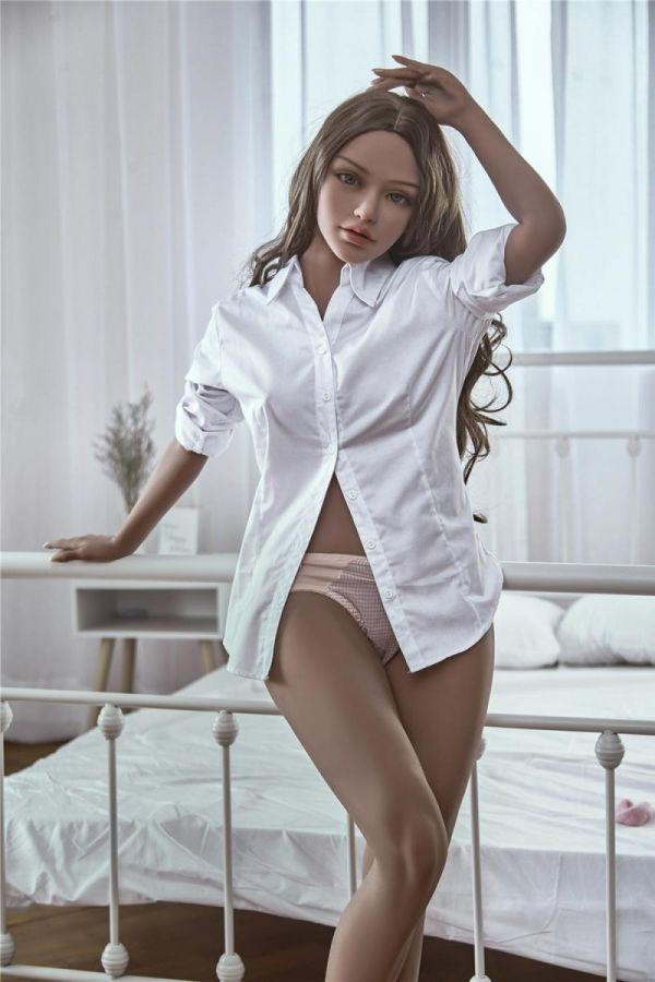 150cm 4ft11 Sexiest Ebony TPE Sex Doll for Men Corinna