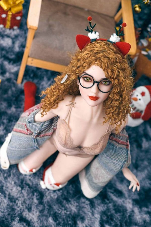 150cm 4ft11 Blonde American Real Life Sex Doll Dawn